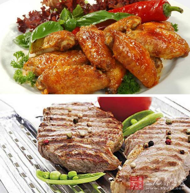 秋季养胃,尽量少吃或不吃油腻食物