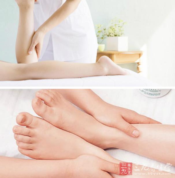 腿部按摩帮你消除水肿   1、晚上沐浴之后,坐于床上,两手张开,手指自然并拢,包围在脚腕上,用手掌与拇指共同轻擦小腿与大腿,用掌心为腿部升温。   2、在两手腿部的时候,在到达膝关节的时候,这个时候伸出大拇指,指同施力按在膝盖内的穴位,深深地按压。   3、用双手抱着脚掌,从上往下,顺着脚趾趾骨的放下,用拇指指腹按压并轻擦趾骨之间的部位。   4、一手扶着脚掌,另一手用食指跟拇指抓着大拇趾,轻轻地从内往外地转动趾关节。   5、微微抬起脚掌,用手握着脚趾的部分,轻轻地往上下来回地摆动趾关节各5次。