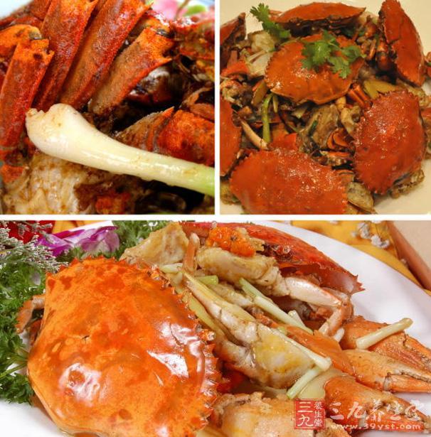 结语:上文主要给大家介绍了关于姜葱炒螃蟹的操作步骤,喜欢的朋友