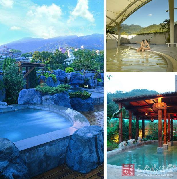 温泉旅游 台湾的温泉特色温泉推荐(2)