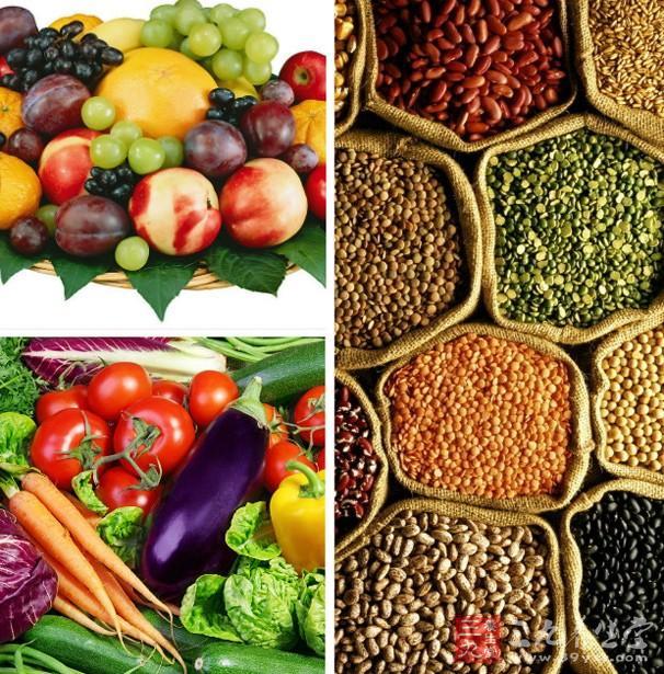 1.保持适当体重,戒烟,加强锻炼,选择合理的食谱。   2.食物应多样化。不挑食,不偏食,不要吃固定不变的食物,要做到荤素搭配,粗细结合。   3.降低总脂肪的摄入量。    4.提高高纤维食品像谷类、豆类、水果、蔬菜的摄入,特别是富含维生素的绿叶蔬菜的量,保证每天摄入不少于500克。   5.