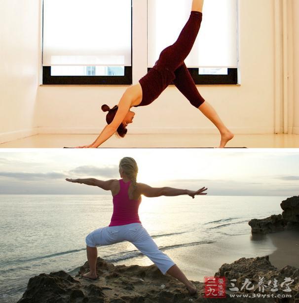流瑜伽是哈他瑜伽中的一种