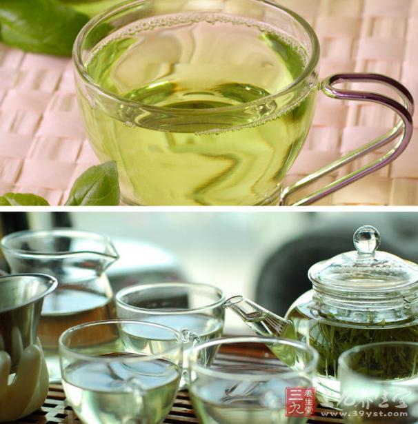 绿茶营养成分极其丰富,其中最值得一提的是茶多酚