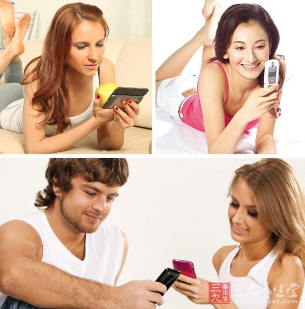 对于现在年轻人来说,手机是一种必不可少的工具了,不过手机的辐射是很大的,最近几年,国际有个研究手机的机构,将手机使用时候的电磁波直接划入可能致癌物的行列,尽量不要长时间打电话哦。