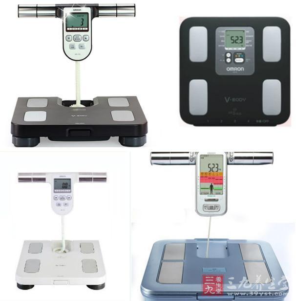 欧姆龙脂肪测量仪