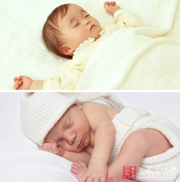 睡眼宝宝的钩针图解