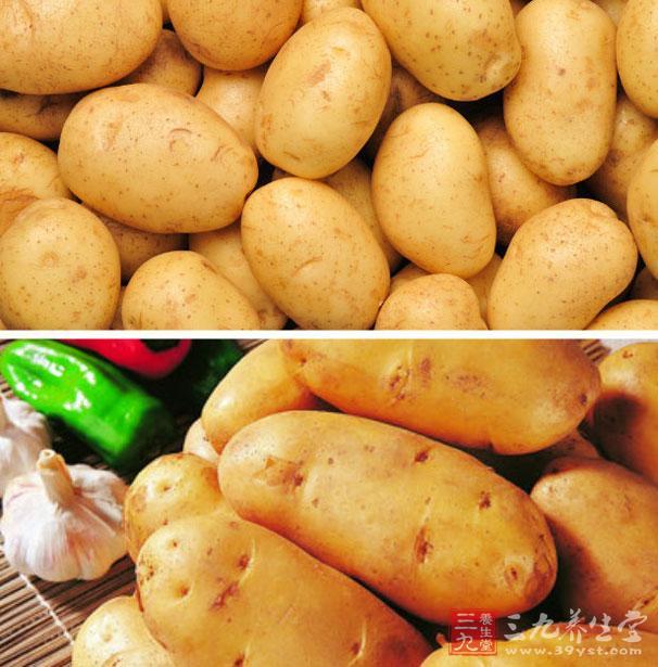 土豆6大神奇功效 堪比华佗