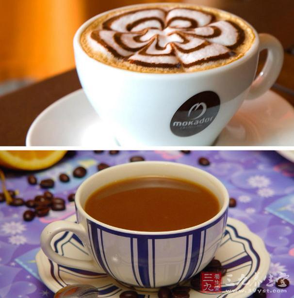 咖啡对于在早晨昏昏欲睡的人来说是一个很棒的救星,但饮用量过大也会导致大麻烦