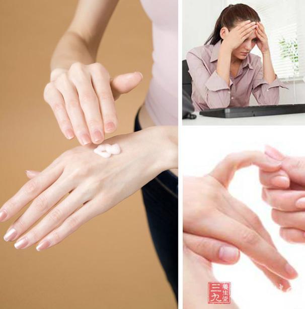 大拇指指甲上有竖纹怎么回事 12