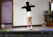 广场舞跳起来动作分解教学视频