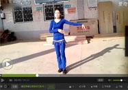 逛新城广场舞动作分解教学视频展示