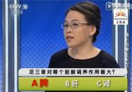 20160626健康之路节目:赵宏讲腿上的养生大穴