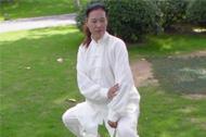 太极拳视频 李和生内功讲座太极腰的修炼