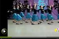 杨艺广场舞 广场舞歌曲我要去西藏教学版视频