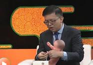 20170324饮食养生汇节目:赵骞讲如何预防儿童扁桃体发炎