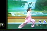 太极拳教程 太极拳入门基本动作身形教学演示