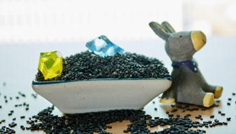 黑芝麻的功效与作用以及禁忌是什么