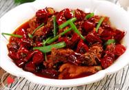 20170921快乐生活一点通菜谱:山城焖鸡的做法