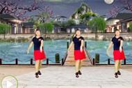 广场舞教学 优美舞蹈最真的梦正面教学