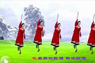 广场舞歌曲 《吉祥》正面动作教程展示