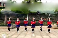广场舞视频 《健康摇》正背面演示