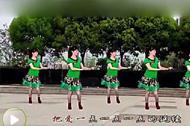 广场舞教学 老婆是天正反面教学展示