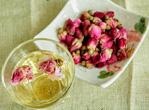 四款玫瑰花茶的泡法