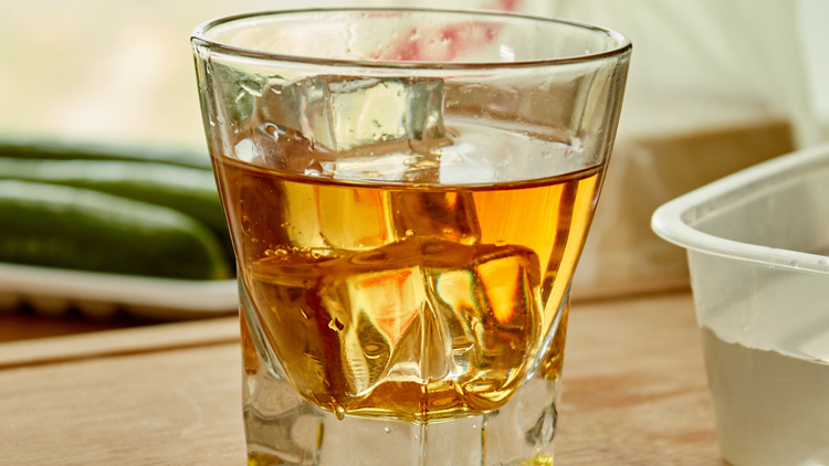 酒依赖会使人变傻吗