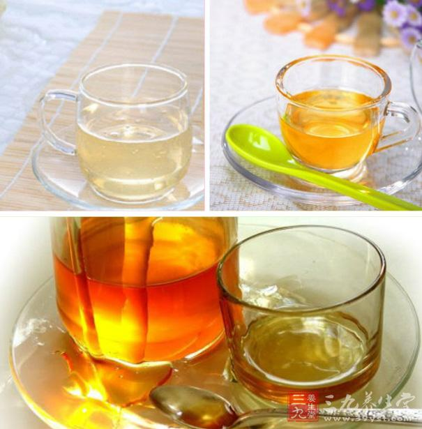 蜂蜜水不能作为清晨第一杯水