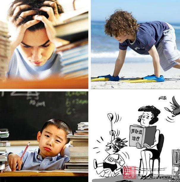 摆脱家庭多动症和焦虑症的九大秘诀