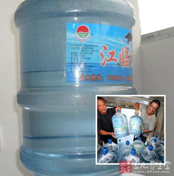 桶装水纳入高风险产品 七个批次桶装水不合格