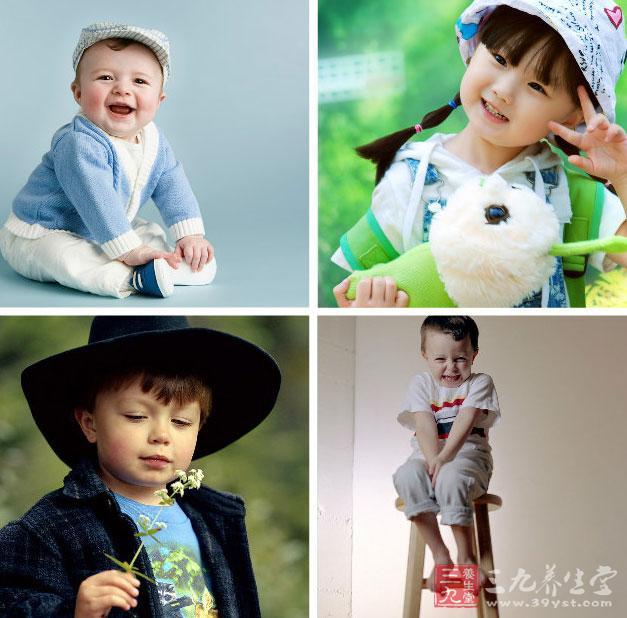秋季儿童保健养生小常识
