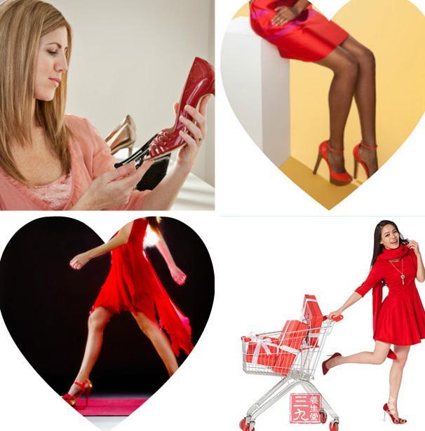 女性高跟鞋 十种严重伤害来自高跟鞋