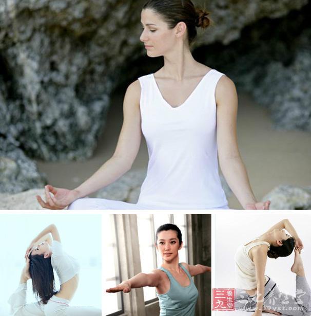 动作瑜伽视频六式瘦身瘦脸教程瑜伽教学怎样变丰满图片