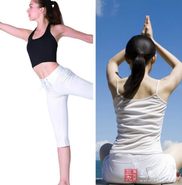 瑜伽视频教程 减肥其实很简单