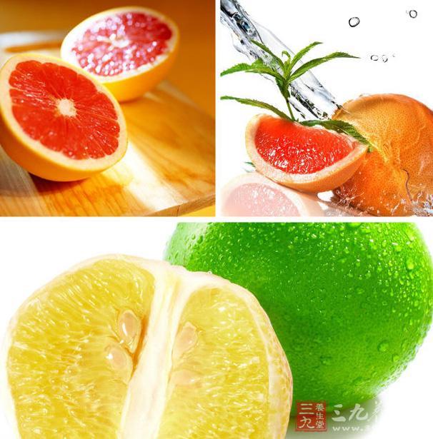 葡萄柚的营养价值