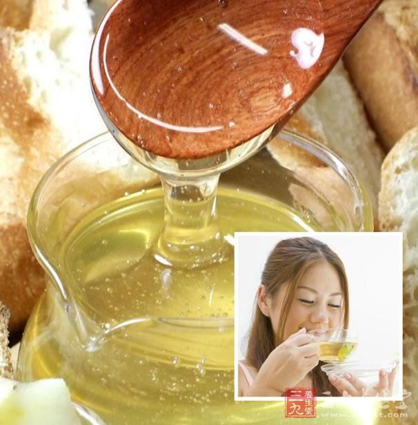 喝蜂蜜水可以保护心血管