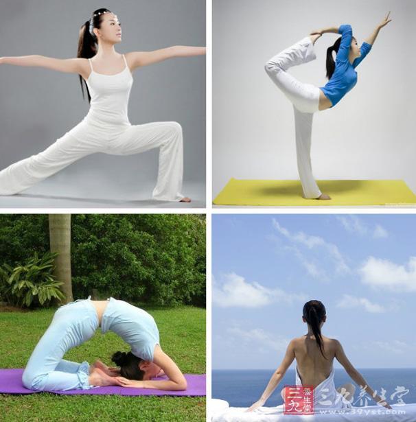 全身减肥方法六个瑜伽极速瘦动作(3)瘦身机阿卡姆图片