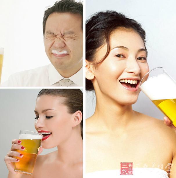 研究发现,适量的饮用啤酒具有很好的减肥功效