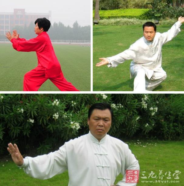 太极拳视频 正宗杨氏太极拳85式精讲