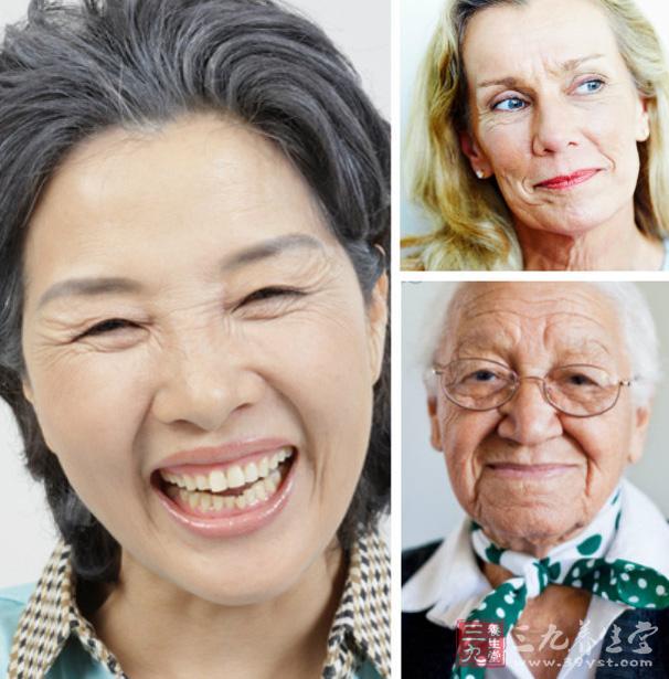 如何去掉皱纹 七种方法全面去除脸部皱纹(2)