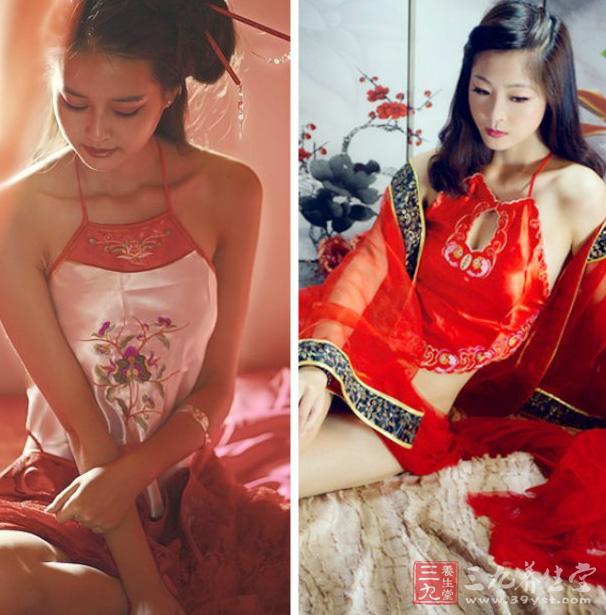 """在中国古代,女同性恋多称为""""磨镜""""图片"""