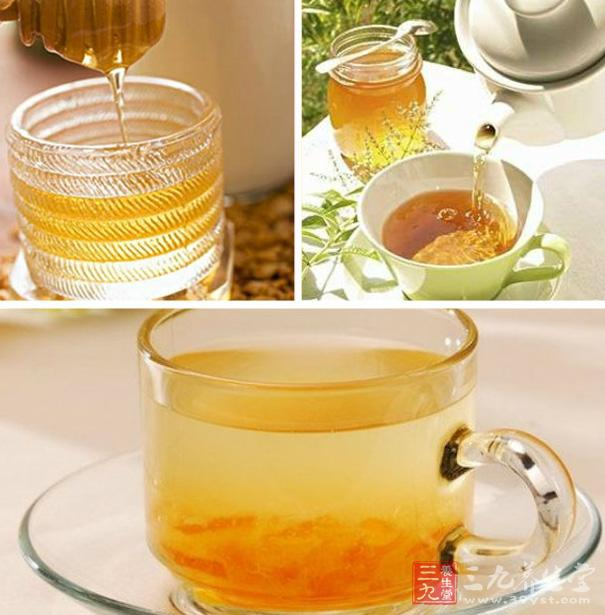 空腹喝蜂蜜水易致胃溃疡