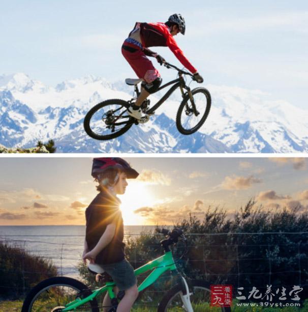 山地自行车 骑山地车的技巧(3)