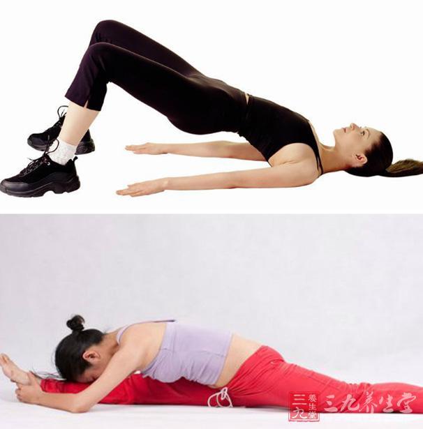 瑜伽瘦腰视频 哪些瑜伽动作可以帮你塑造小蛮腰图片