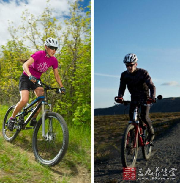 山地自行车 骑山地车的技巧图片