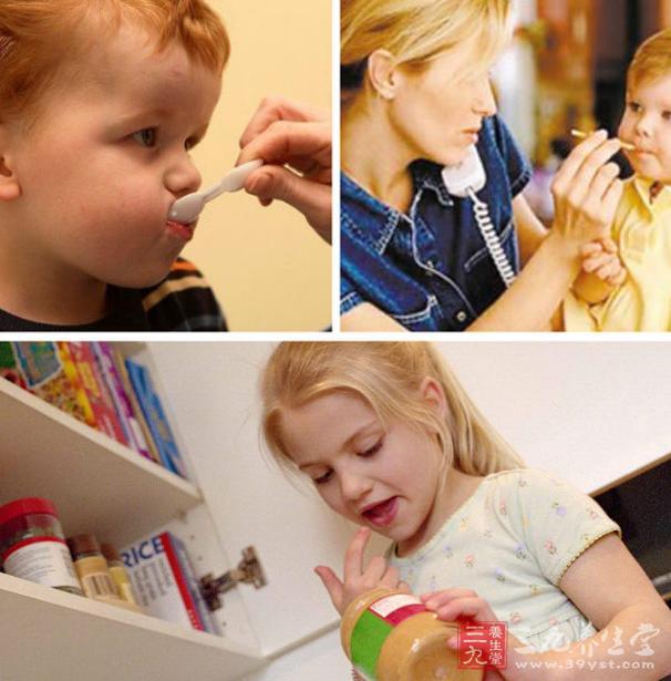 蜂蜜能促进儿童生长发育