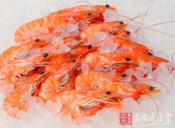 虾的营养价值 吃虾的四种养生功效