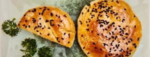 宜昌黑作坊制酥饼 却标洛阳造