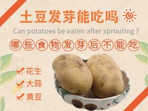 土豆发芽能吃吗 哪些食物发芽后不能吃